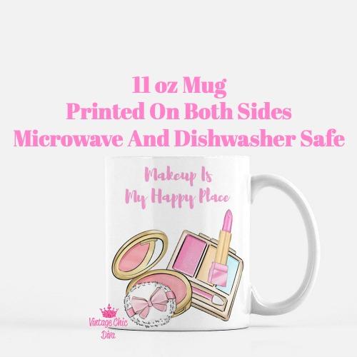 Makeup Set2 Coffee Mug-