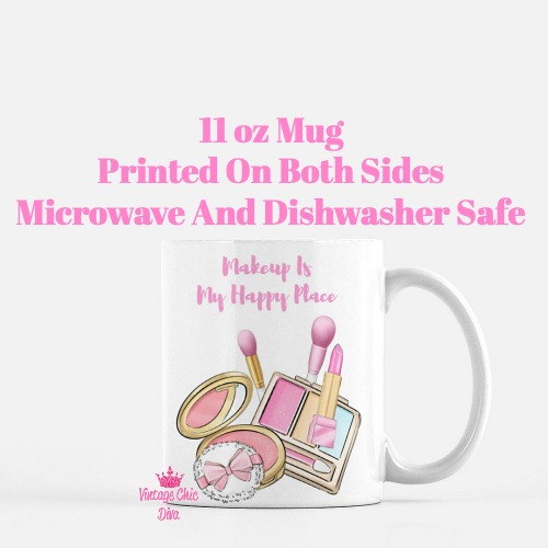 Makeup Set3 Coffee Mug-
