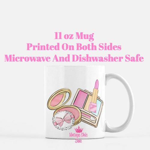 Makeup Set4 Coffee Mug-