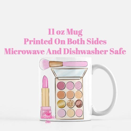 Makeup Set5 Coffee Mug-