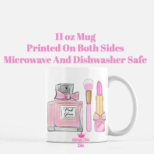 Makeup Set6 Coffee Mug-