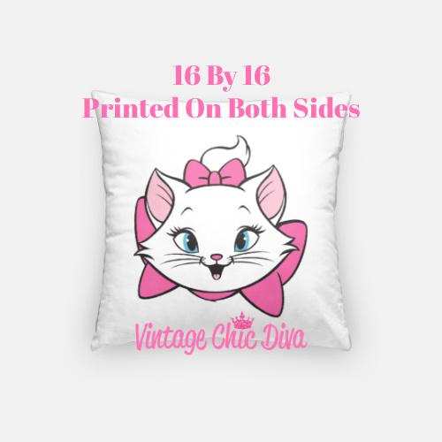Marie10 Pillow Case-