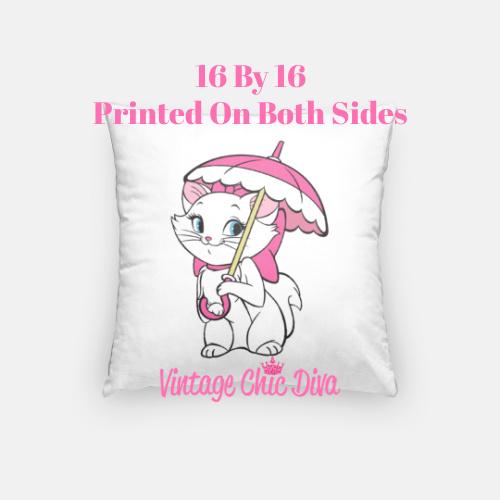 Marie2 Pillow Case-