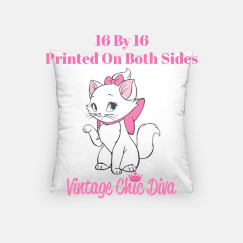 Marie4 Pillow Case-