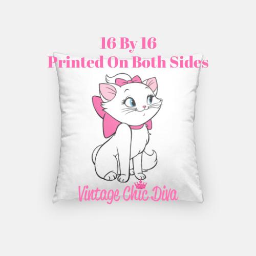 Marie6 Pillow Case-