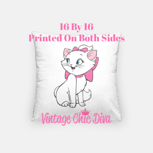 Marie7 Pillow Case-