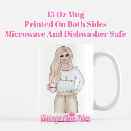 Mom1 Coffee Mug-