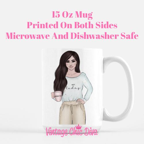 Mom2 Coffee Mug-