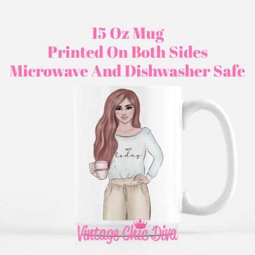 Mom4 Coffee Mug-