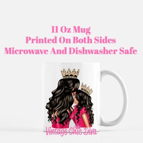 Mom Daughter Set10 Coffee Mug-