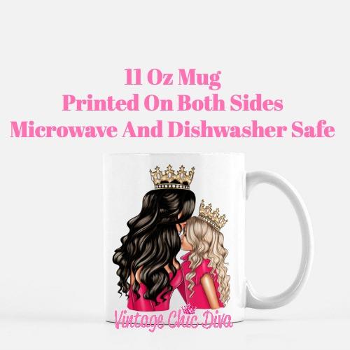 Mom Daughter Set12 Coffee Mug-