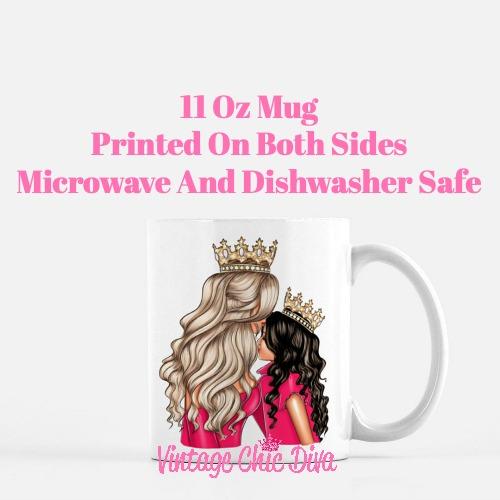 Mom Daughter Set14 Coffee Mug-