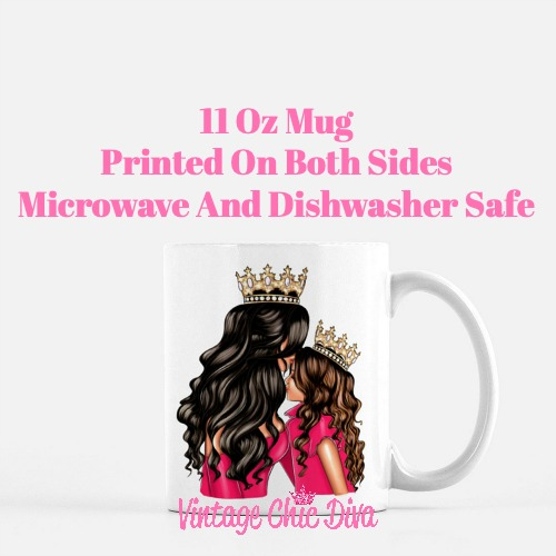 Mom Daughter Set16 Coffee Mug-