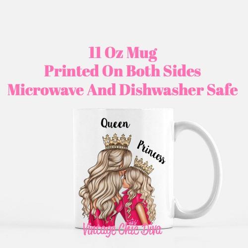 Mom Daughter Set19 Coffee Mug-