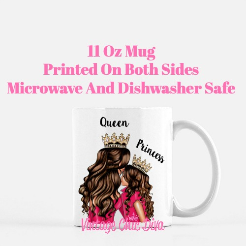 Mom Daughter Set20 Coffee Mug-