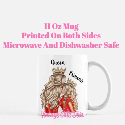 Mom Daughter Set21 Coffee Mug-