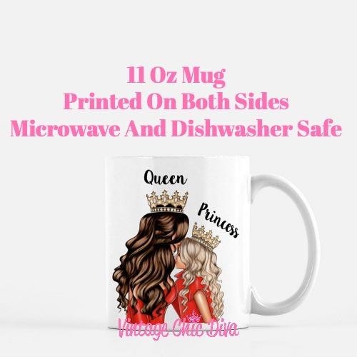 Mom Daughter Set24 Coffee Mug-