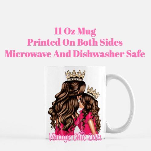 Mom Daughter Set2 Coffee Mug-