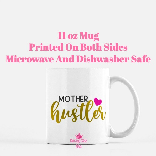 Mom Quote10 Coffee Mug-