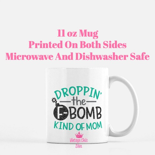 Mom Quote2 Coffee Mug-
