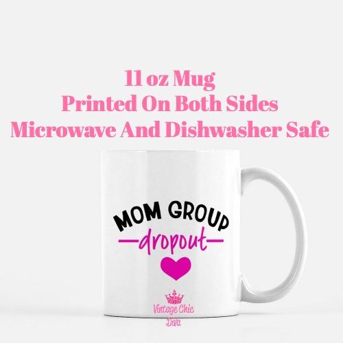 Mom Quote9 Coffee Mug-