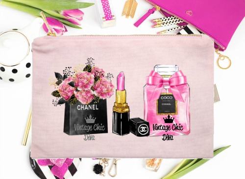 Paris Fashion Beauty Set3 Pink-