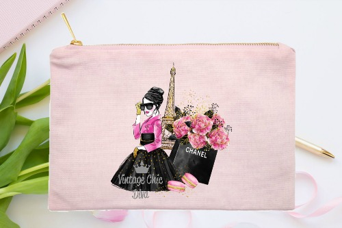 Paris Fashion Girl Set Pink-