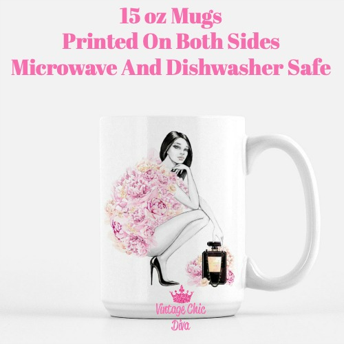 Paris Friday Girl4 Coffee Mug-