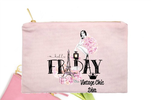 Paris Friday Set2 Pink-