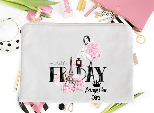 Paris Friday Set2 White-