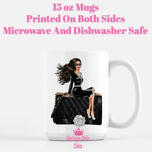 Paris Girls10 Coffee Mug-