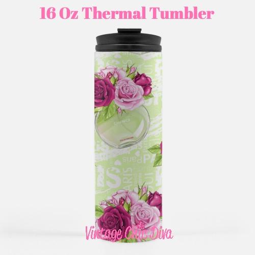Paris Girly15 Tumbler-