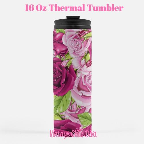 Paris Girly16 Tumbler-