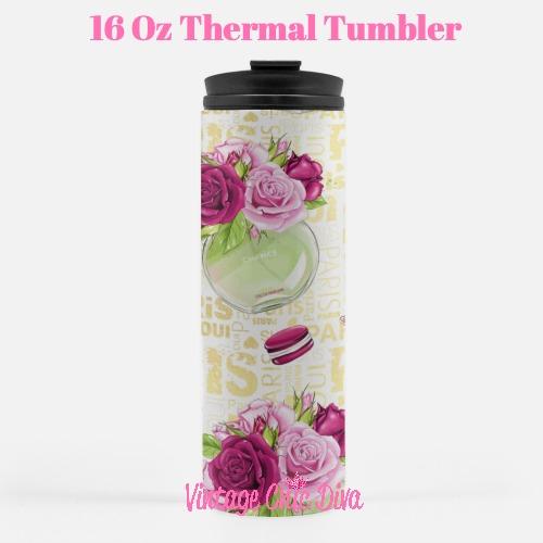 Paris Girly18 Tumbler-