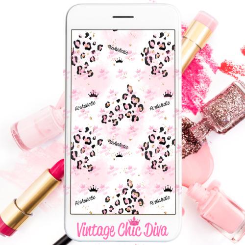 Pinkaholic10 Phone Wallpaper-