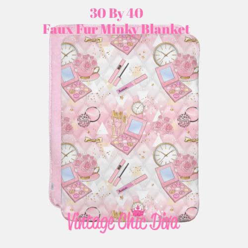 Pinkaholic11 Blanket-
