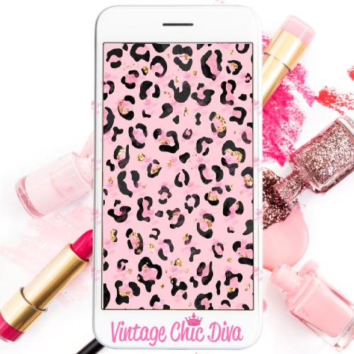 Pinkaholic11 Phone Wallpaper-