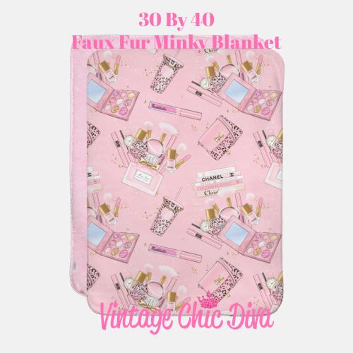 Pinkaholic12 Blanket-