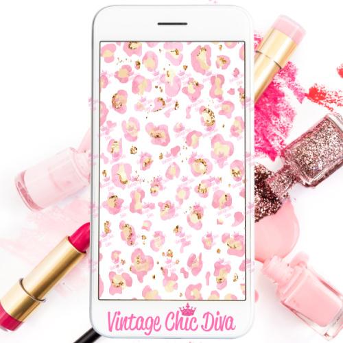 Pinkaholic12 Phone Wallpaper-