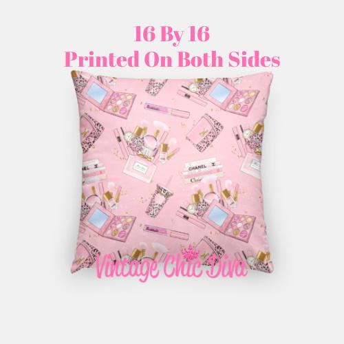 Pinkaholic12 Pillow Case-