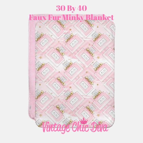 Pinkaholic13 Blanket-