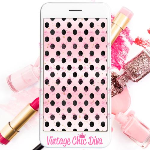 Pinkaholic13 Phone Wallpaper-