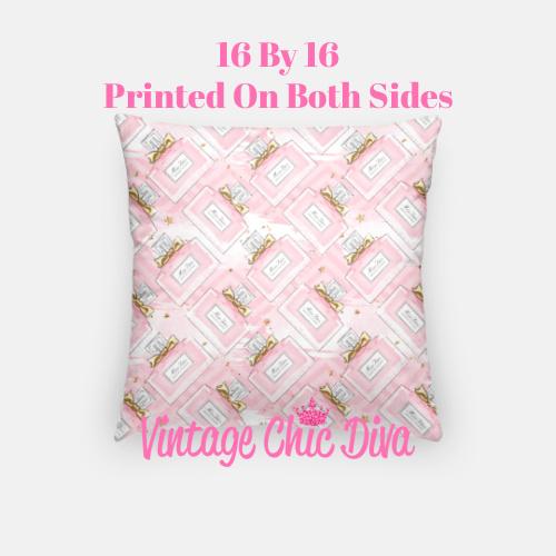 Pinkaholic13 Pillow Case-