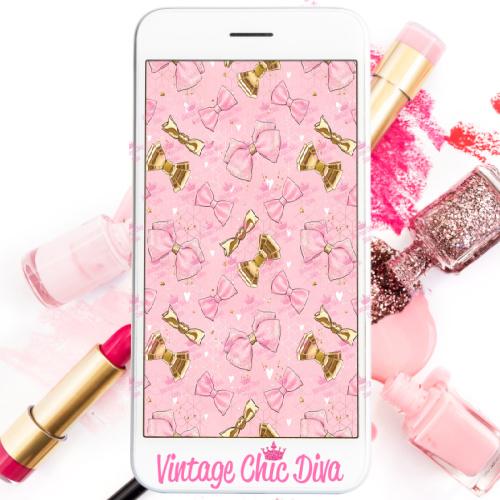 Pinkaholic14 Phone Wallpaper-