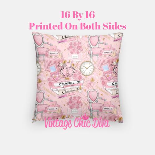 Pinkaholic14 Pillow Case-
