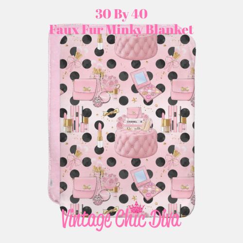 Pinkaholic15 Blanket-