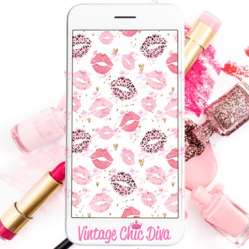 Pinkaholic15 Phone Wallpaper-