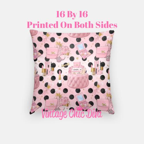 Pinkaholic15 Pillow Case-
