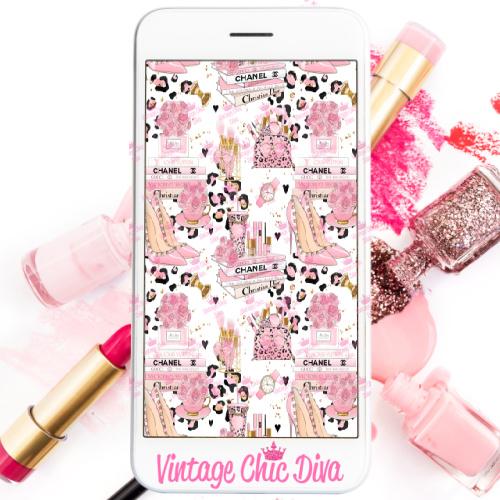 Pinkaholic16 Phone Wallpaper-