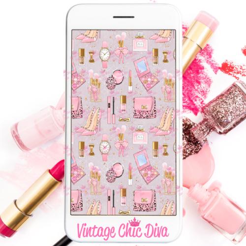 Pinkaholic18 Phone Wallpaper-